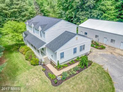 Calvert Single Family Home For Sale: 326 Chesapeake Beach Road