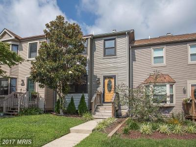 Chesapeake Beach Townhouse For Sale: 7786 C Street