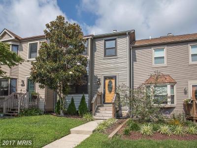 Calvert Townhouse For Sale: 7786 C Street