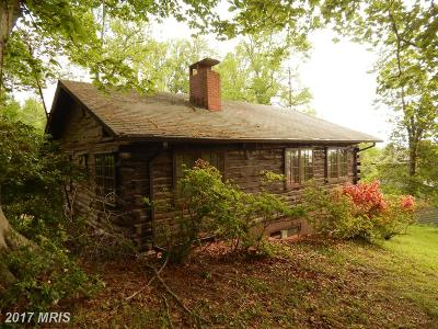 Port Republic Single Family Home For Sale: 2000 Date Road