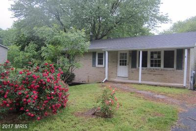 Huntingtown Single Family Home For Sale: 1220 Wilson Road
