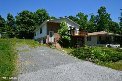 Lusby Single Family Home For Sale: 507 Laurel Drive