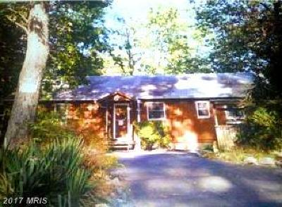 Lusby Single Family Home For Sale: 1026 Golden West Way