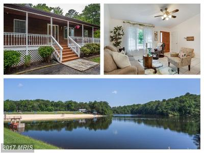 Lusby Single Family Home For Sale: 1081 Fort Davis Trail