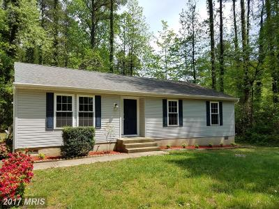 Lusby Single Family Home For Sale: 12948 Walsh Lane