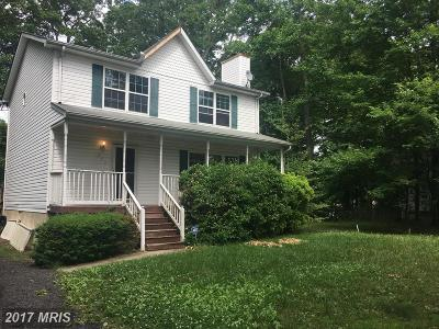 Lusby Single Family Home For Sale: 340 Thunderbird Drive
