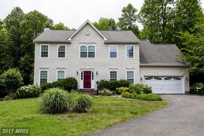 Chesapeake Beach Single Family Home For Sale: 4330 King Fisher Court