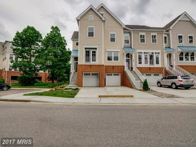 Calvert Townhouse For Sale: 240 Oyster Bay Place #C-5