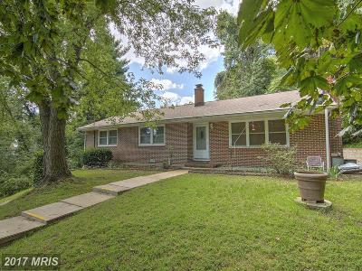 Prince Frederick Single Family Home For Sale: 332 Dresser Avenue