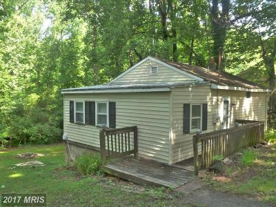 Chesapeake Beach Single Family Home For Sale: 3606 Fairway Drive