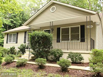 Single Family Home For Sale: 11854 Highview Circle