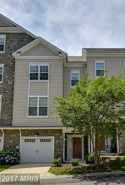 North Beach Townhouse For Sale: 3792 Bedford Drive