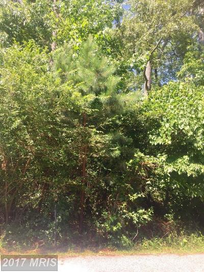 calvert Residential Lots & Land For Sale: 12986 Holly Way