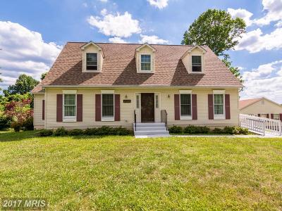 Chesapeake Beach Single Family Home For Sale: 3135 Cox Road