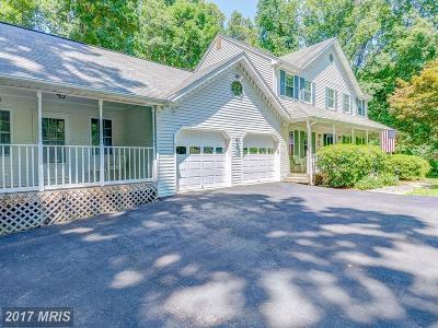 Sunderland Single Family Home For Sale: 1118 Lake Ridge Drive