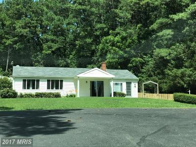Lusby Single Family Home For Sale: 280 Overlook Drive