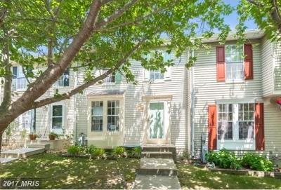 North Beach Townhouse For Sale: 8659 Chesapeake Lighthouse Drive