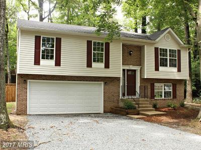 Lusby Single Family Home For Sale: 732 Bald Eagle Lane