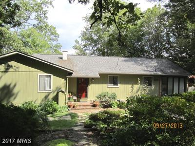 Lusby Single Family Home For Sale: 12930 Waterview Lane