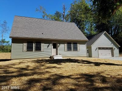 Conowingo Single Family Home For Sale: 593 Ragan Road