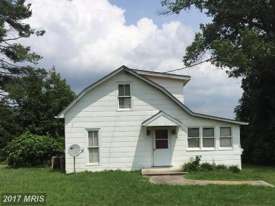Elkton Single Family Home For Sale: 808 Bridge Street
