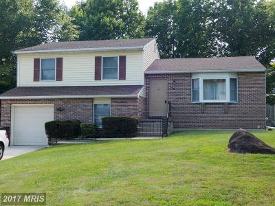 Elkton Single Family Home For Sale: 106 Mincing Lane