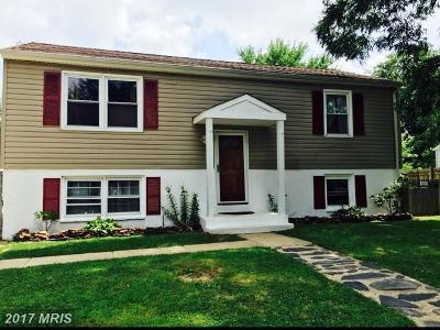 Elkton Single Family Home For Sale: 108 Saint Louis Drive