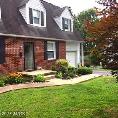 North East MD Single Family Home For Sale: $235,000