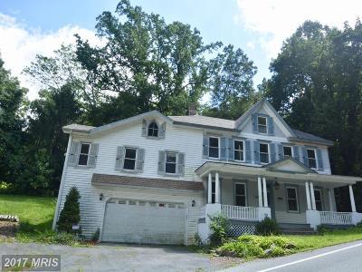 Elkton Single Family Home For Sale: 424 Ed Moore Road