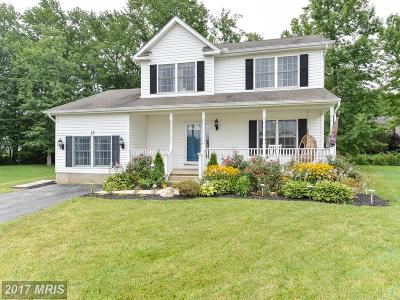 Elkton Single Family Home For Sale: 15 Pinehurst Court