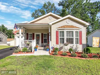 Elkton Single Family Home For Sale: 43 Admirals Way