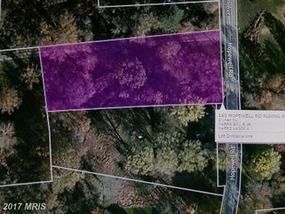 Rising Sun Residential Lots & Land For Sale: Hopewell Road