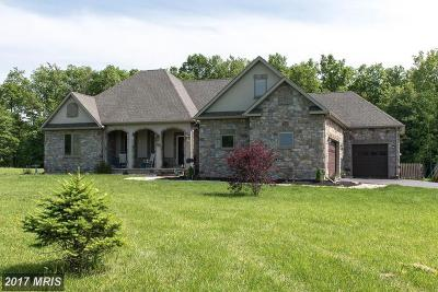Elkton Single Family Home For Sale: 3160 Telegraph Road