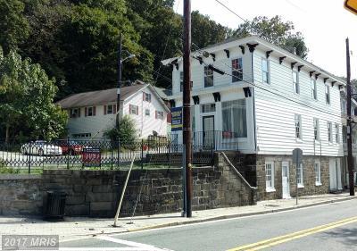 Port Deposit Single Family Home For Sale: 30 Main Street S