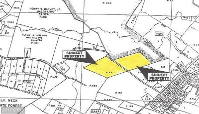 Cecil, Cecil County Residential Lots & Land For Sale: 1599 Irishtown Road