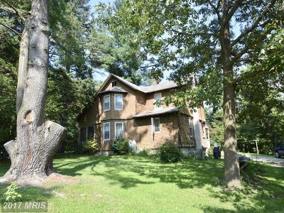 Elkton Single Family Home For Sale: 40 Brewster Bridge Road