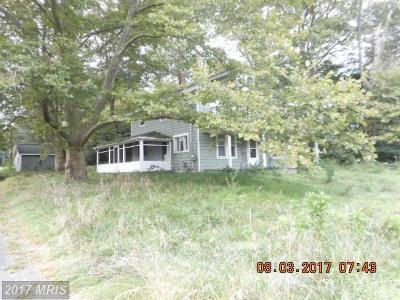 Elkton Single Family Home For Sale: 345 Fletchwood Road