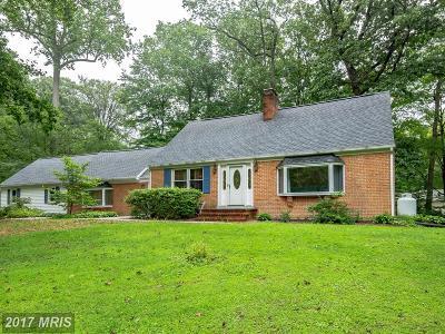 Elkton Single Family Home For Sale: 2 West Lane