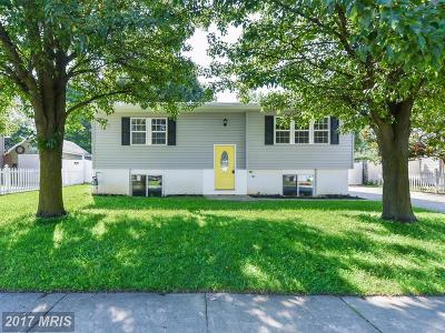 Elkton Single Family Home For Sale: 127 Tartan Drive