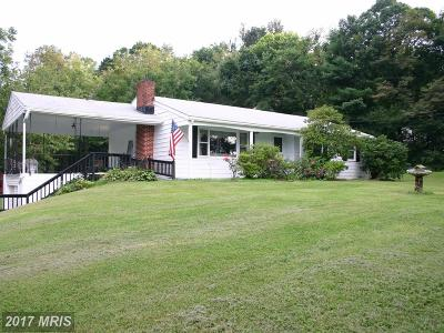 Conowingo Single Family Home For Sale: 194 Johnson Road