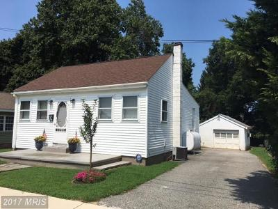 North East Single Family Home For Sale: 9 Roney Avenue