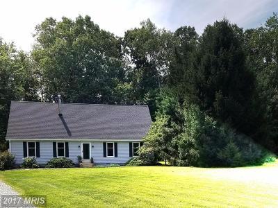 Port Deposit Single Family Home For Sale: 68 Sunnyside Drive