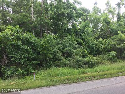 Cecil, Cecil County Residential Lots & Land For Sale: Childs Road