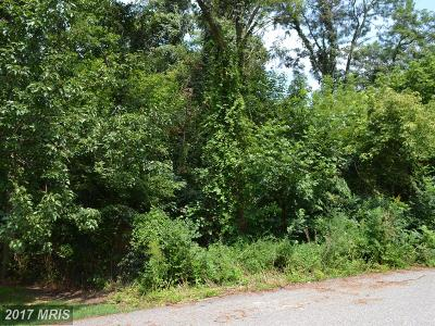 Cecil, Cecil County Residential Lots & Land For Sale: Ross Street