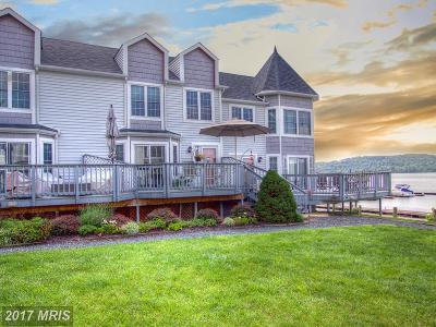 Port Deposit Townhouse For Sale: 408 Rowland Drive #408