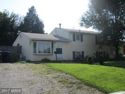 Elkton Single Family Home For Sale: 3 Cherry Lane