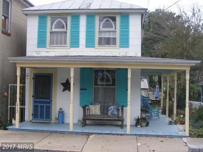 Chesapeake City MD Single Family Home For Sale: $240,000