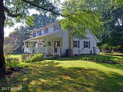 Conowingo Single Family Home For Sale: 1799 Doctor Jack Road