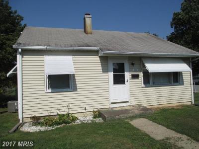 Elkton Single Family Home For Sale: 100 Douglas Street