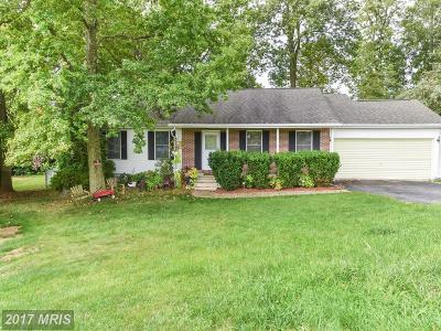 Elkton Single Family Home For Sale: 209 Bruce Court
